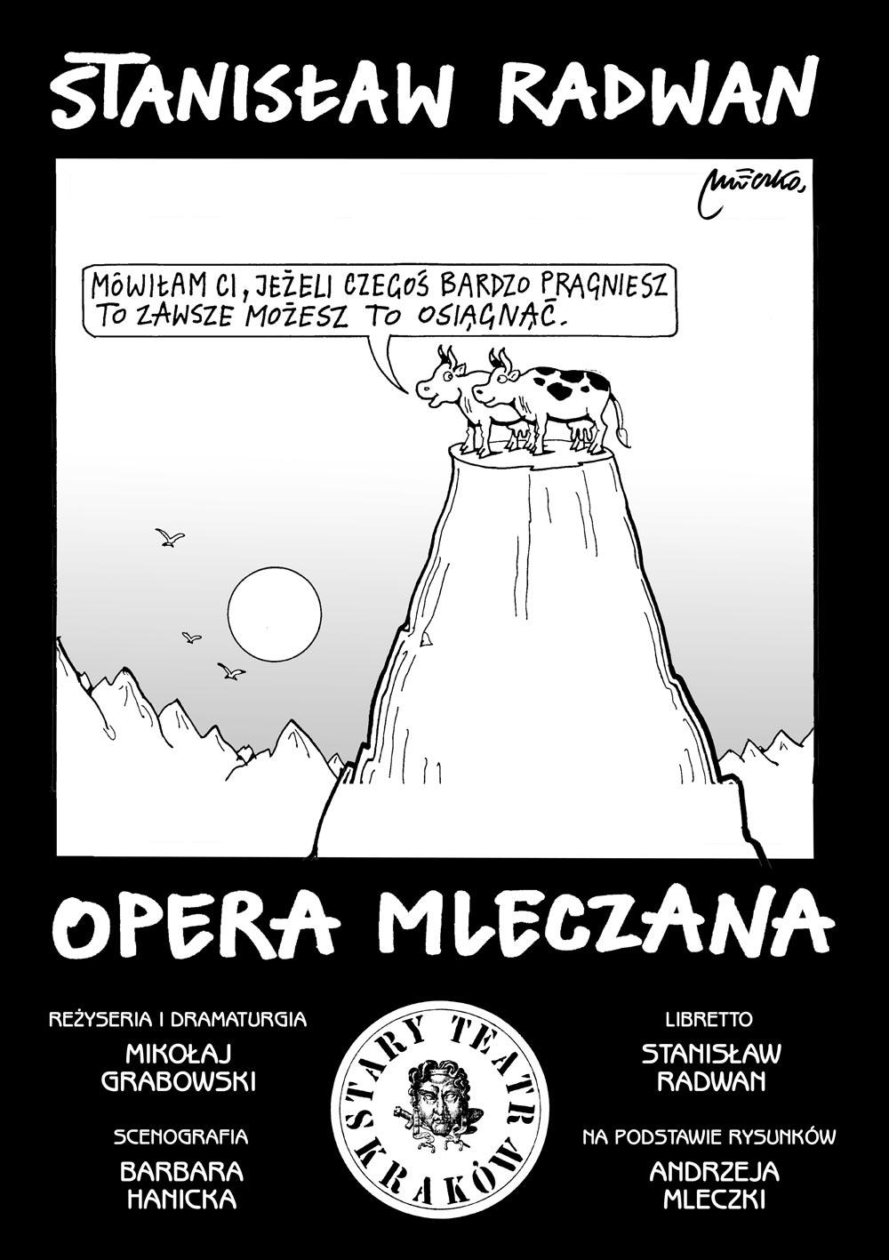 Opera mleczana