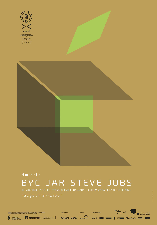 Byc jak Steve Jobs