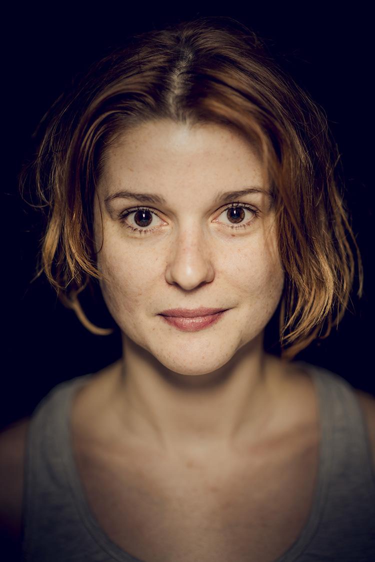 Marta Ścisłowicz (a guest actress)