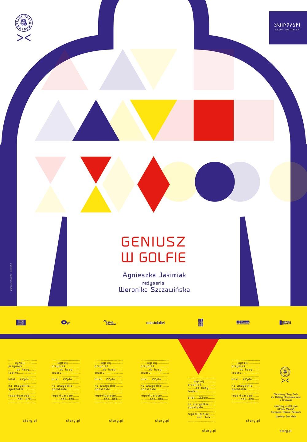 Geniusz w golfie