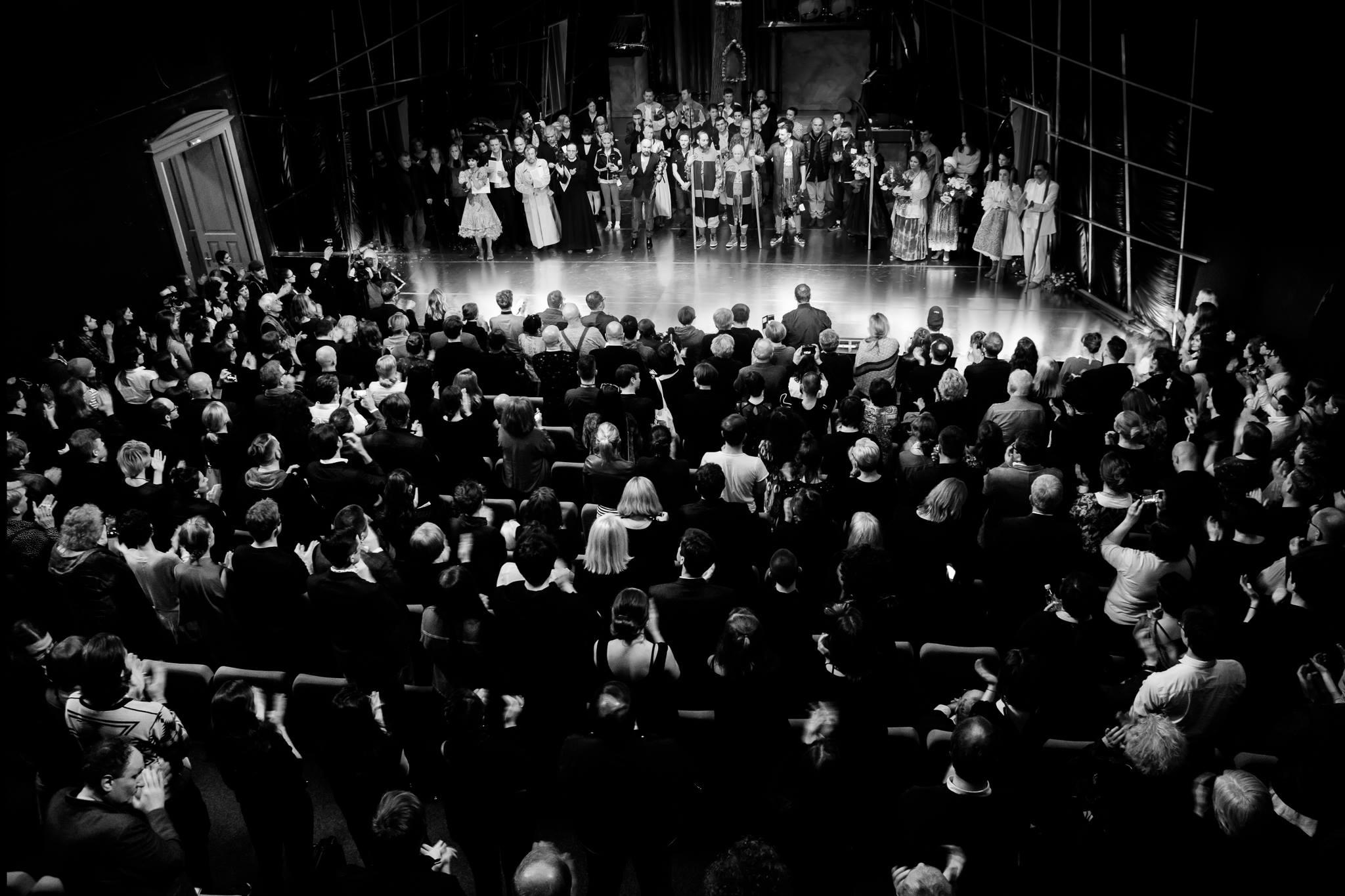 Oświadczenie zespołu Narodowego Starego Teatru im. Heleny Modrzejewskiej w Krakowie z dnia 12 maja 2017