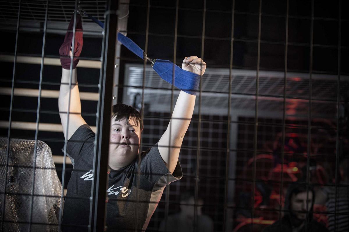 PATRZYMY SZERZEJ: Teatr aktorów z niepełnosprawnościami