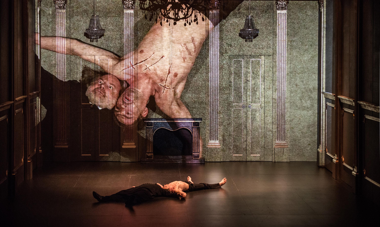 Król Lear w reż. Jana Klaty w Petersburgu