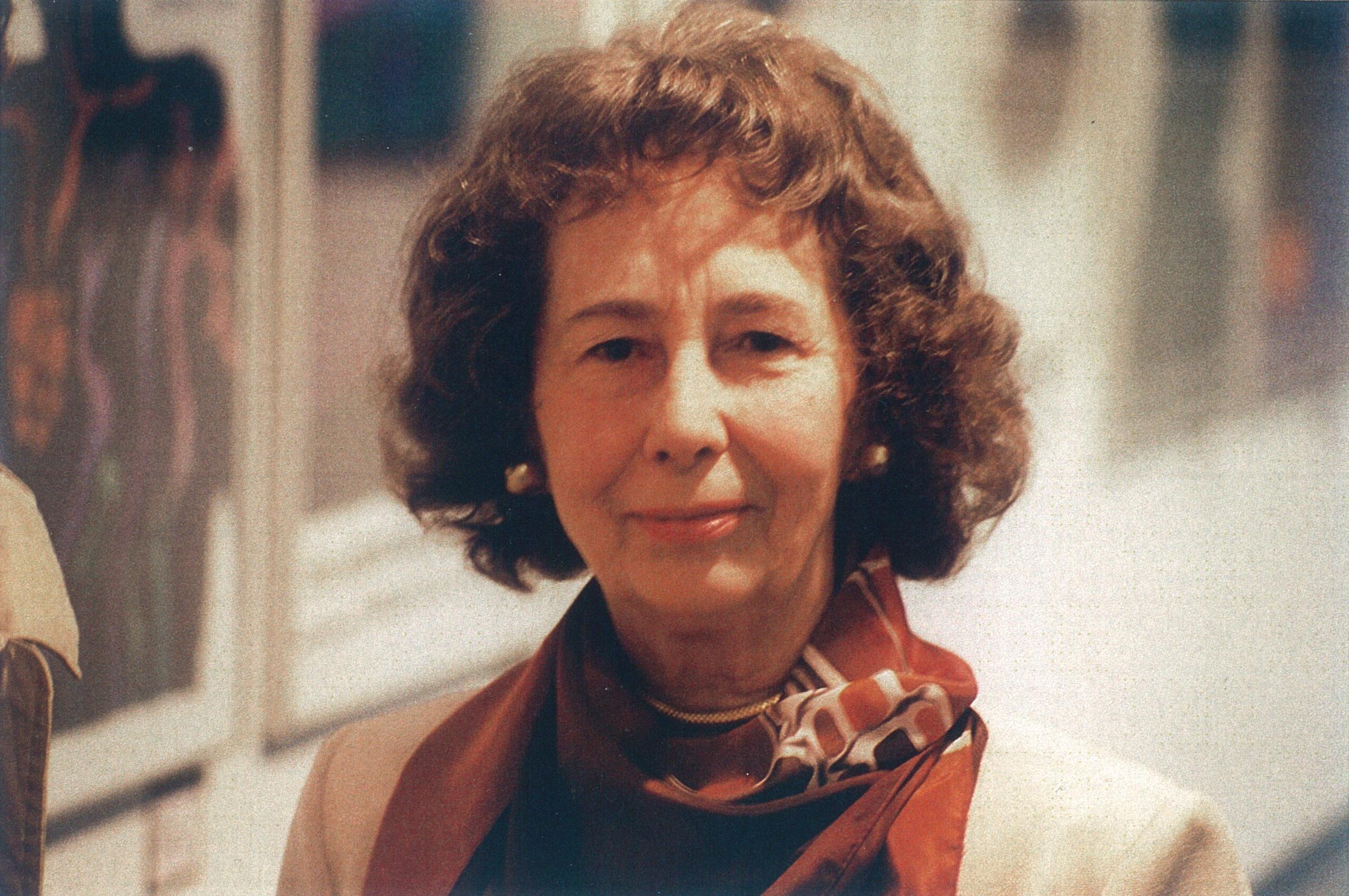 Odeszła Krystyna Spiegel (1932 – 2020)